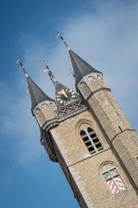 Bespeling Carillon Belfort @ Belfort Sluis