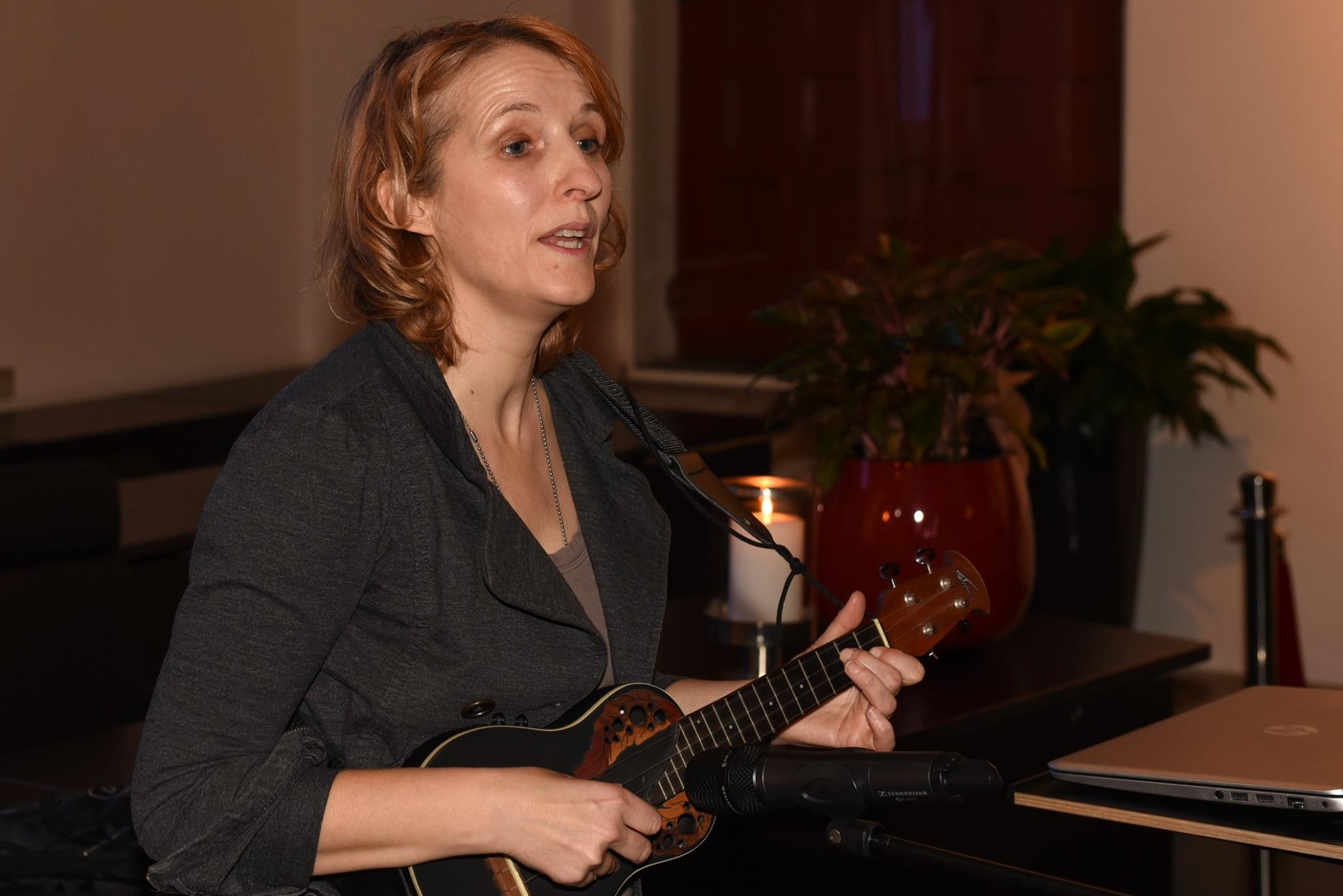 Literair optreden Karin Giphart
