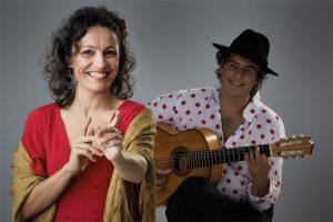 Koffieconcert Monica Coronado, Flamengo @ Belfort Sluis