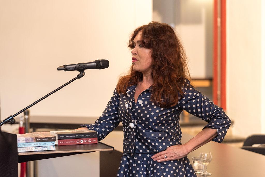 Literaire lezing Rosita Steenbeek