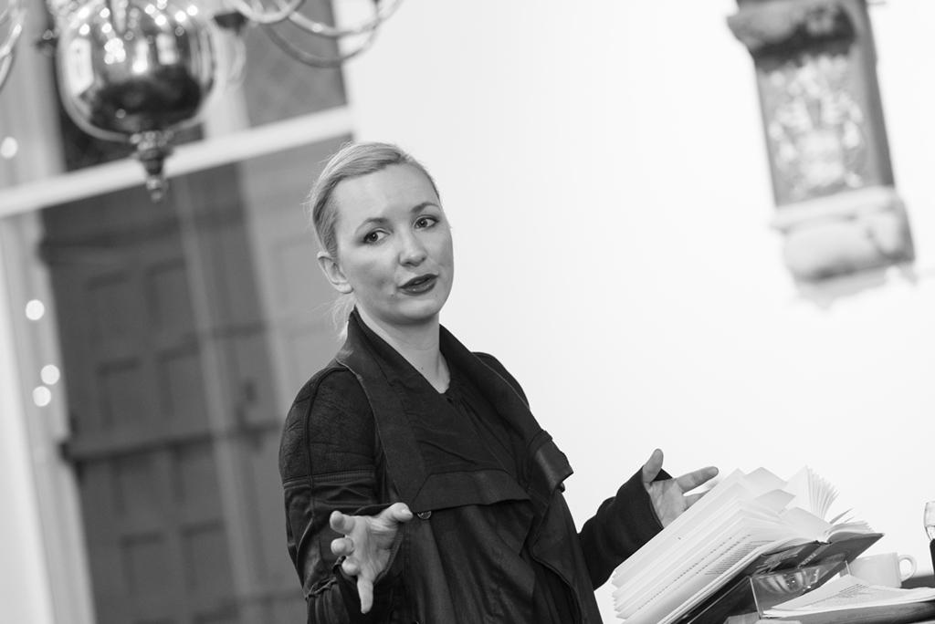 Literaire lezing Elfie Tromp