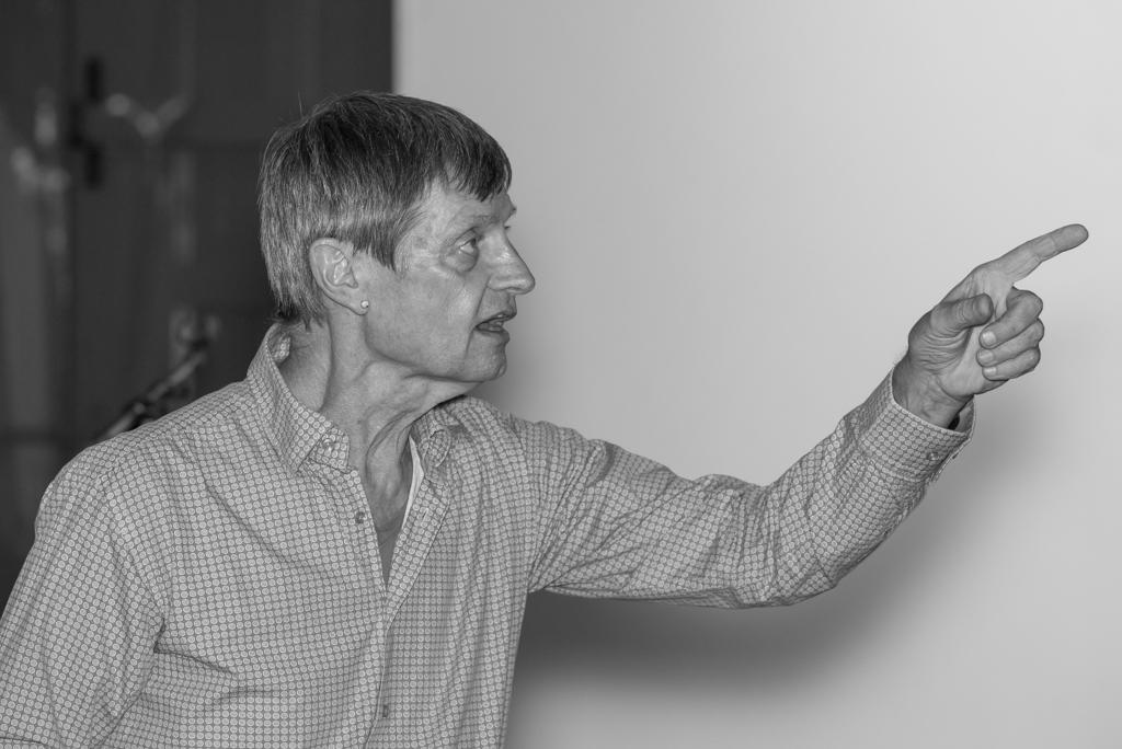Lezing Prof. dr. Vincent Icke