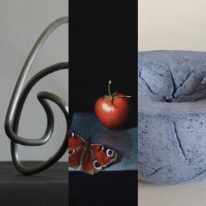 Tentoonstelling - Herman Thielens, Riek Sanderse en Ton Koops